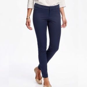 Old Navy pixie mid-rise trousers